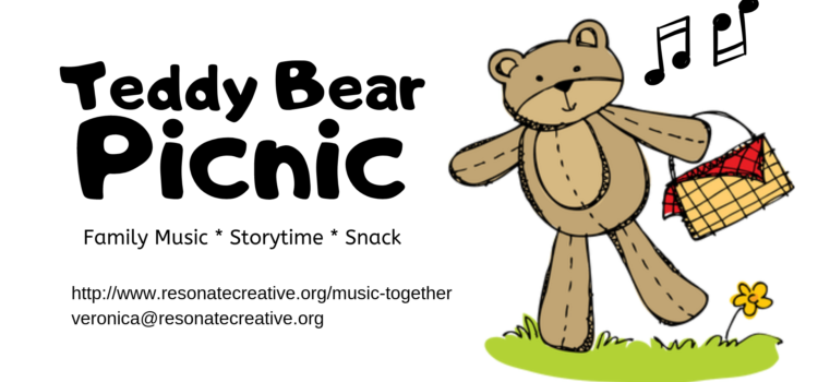 Join us for a Teddy Bear Picnic